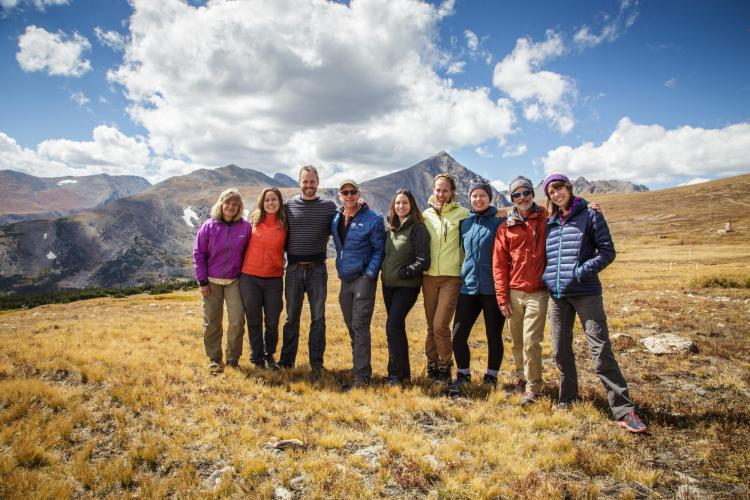 Niwot Ridge Scripps Field Trip
