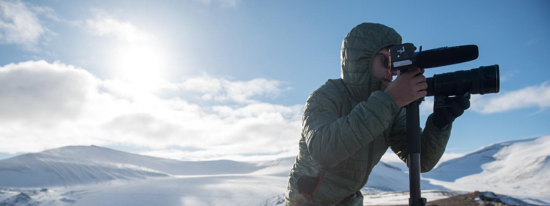 Svalbard student