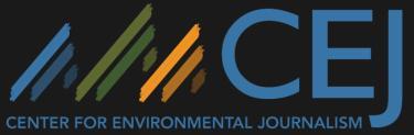 Center for Environmental Journalism