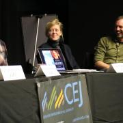 """Author, Author!"" book panel"