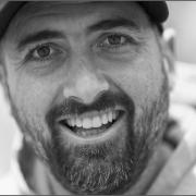Portrait of RJ Sangosti
