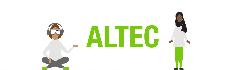 ALTEC name with avatars