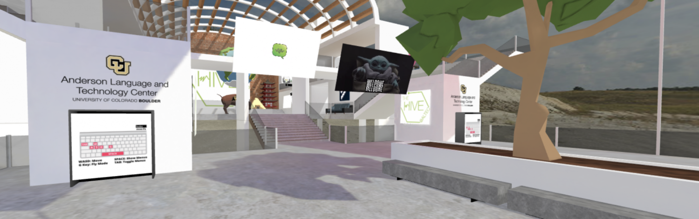 Screen shot of ALTEC Hub