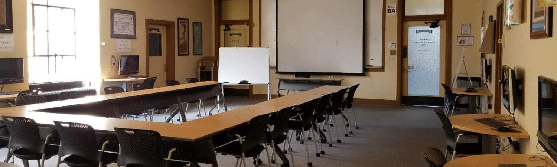 Hellems 152 Classroom