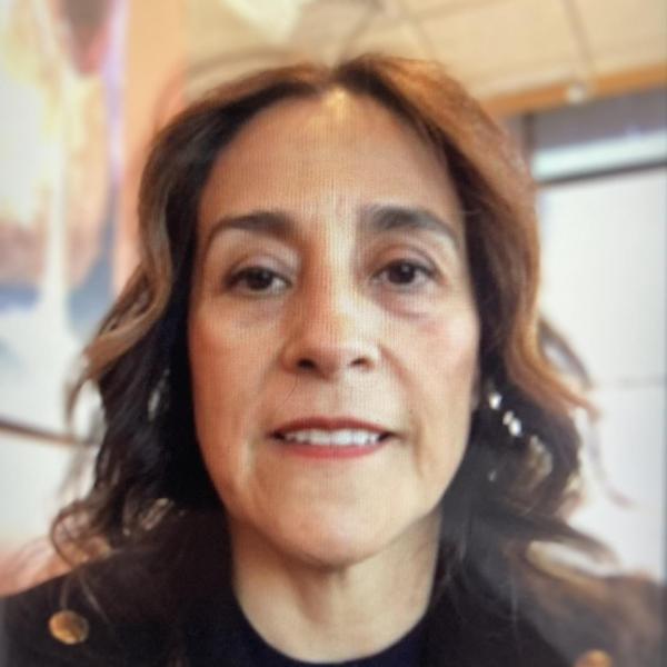 María Rieder Headshot