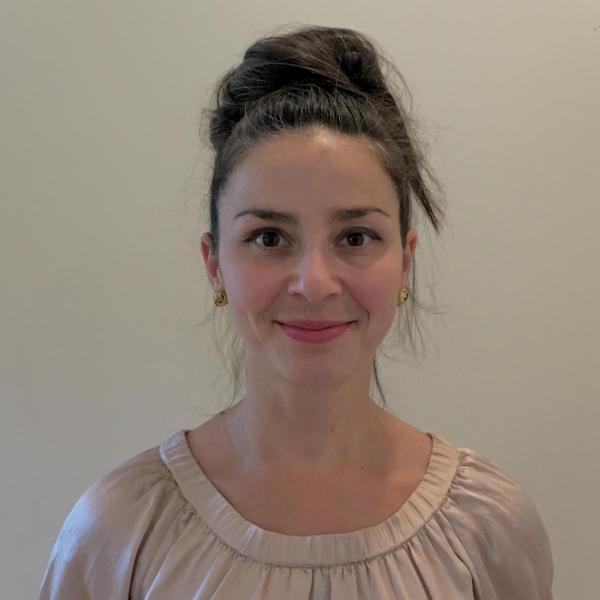 Velina Dinkova Headshot