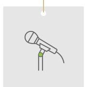 Microphone graphic