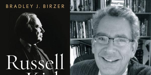 Brad Birzer's Book on Russell Kirk