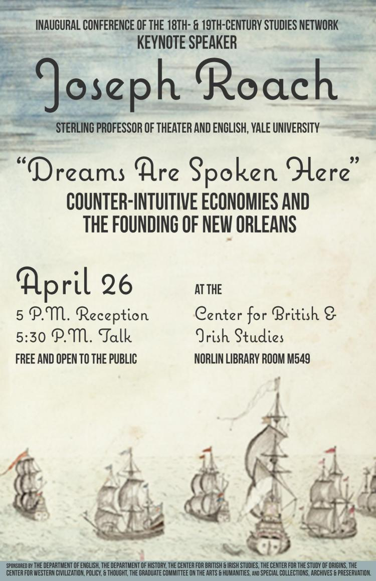 International conference: New Orleans, Global City (1718