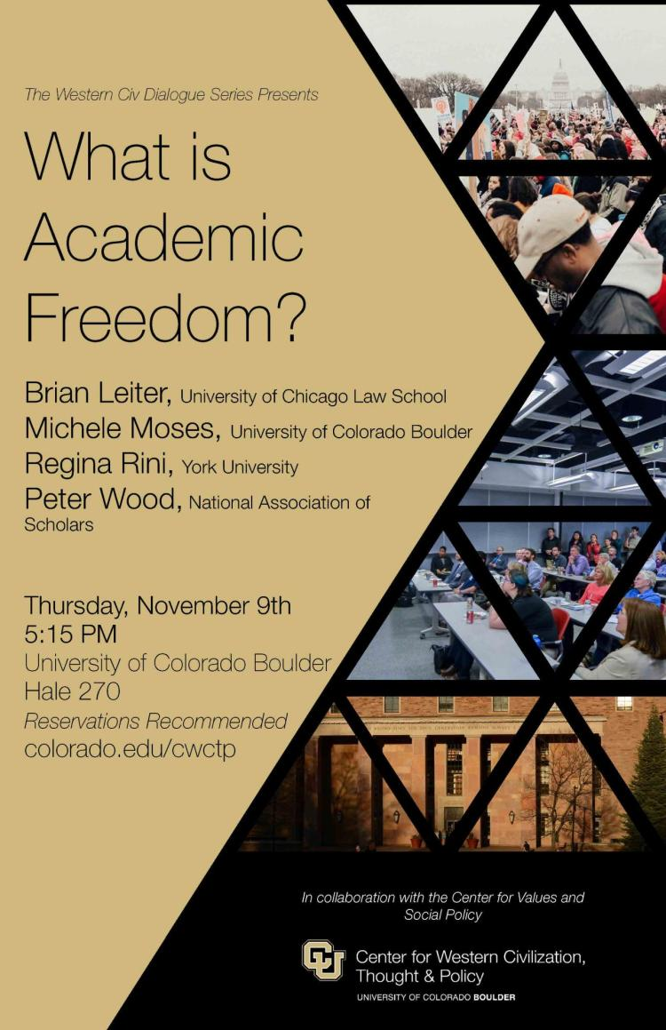 What is Academic Freedom? Poster