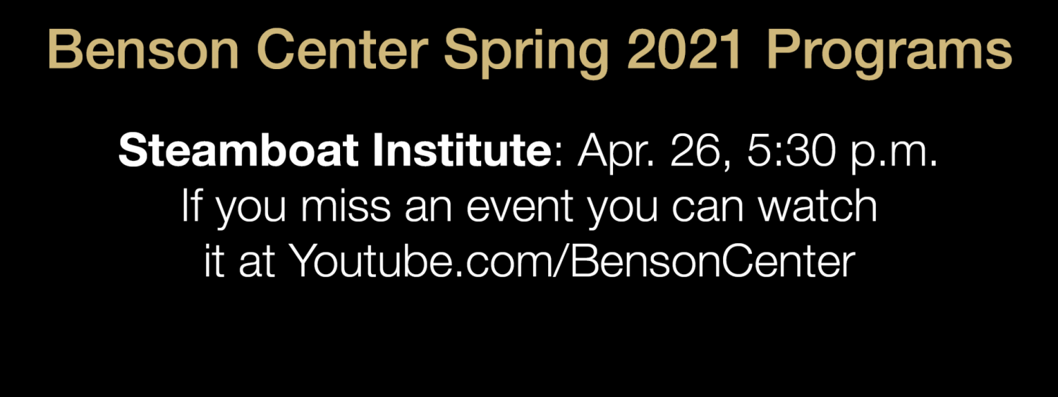 Upcoming Spring 2021 Events