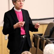 Right Reverend Katharine Jefferts Schori