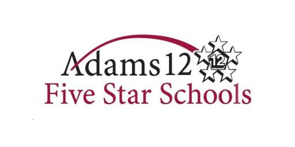 Adams 12 school district logo