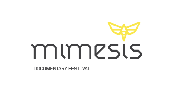 yellow moth with name drop: mimesis documentary festival