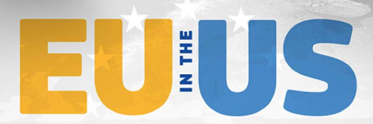 EU in the US logo