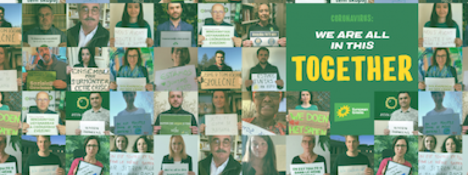 All in this Together from The European Green Party