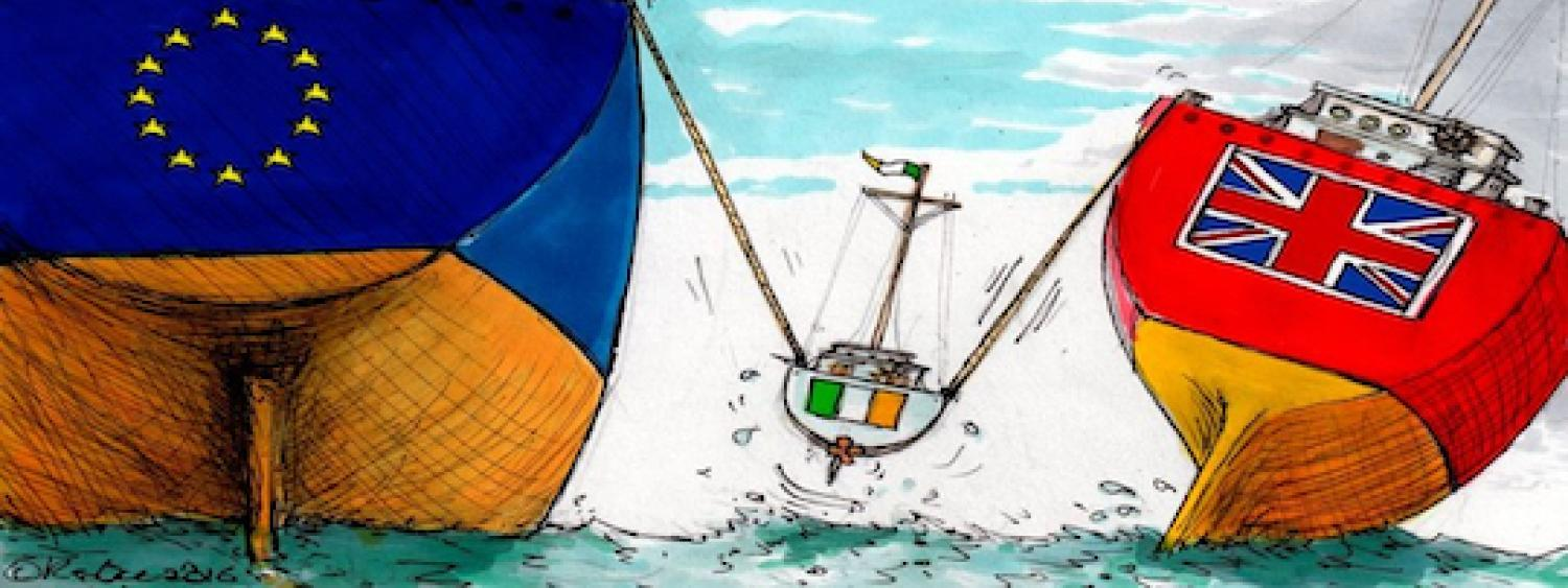 Ireland, Brexit, and the Future of the EU