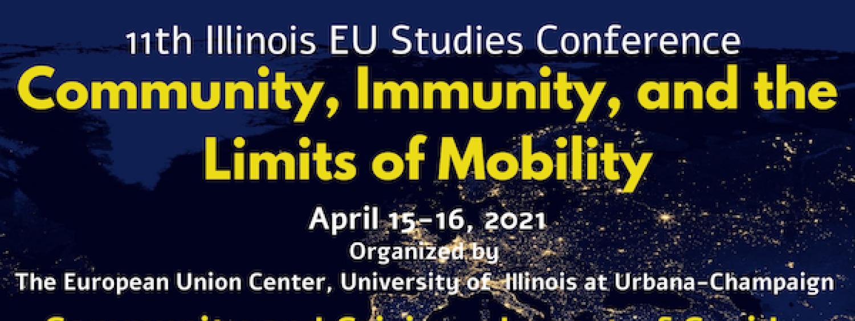 EU Studies Conference flier