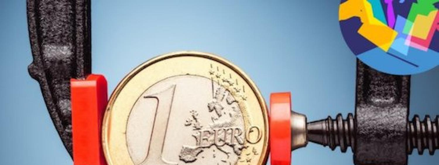 Euro squeezed image