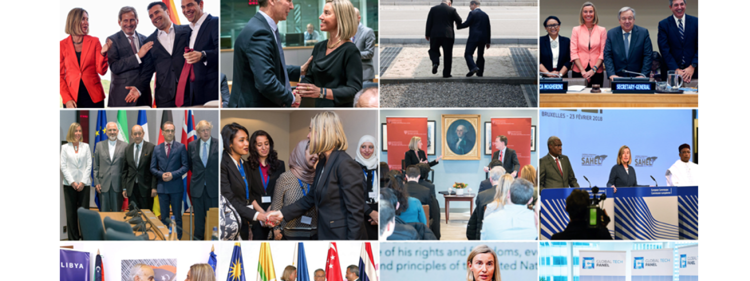 12 Things to Take With Us in 2019 by Federica Mogherini