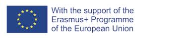 Erasmus support logo