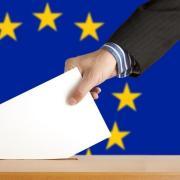 European Ballot box