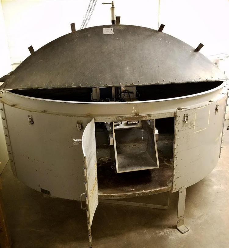 15 g-ton Centrifuge