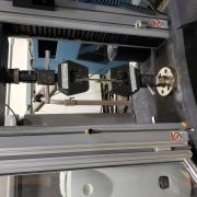 Instron testing machine