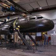 Dream chaser side view