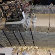 Centrifuge model post EQ1