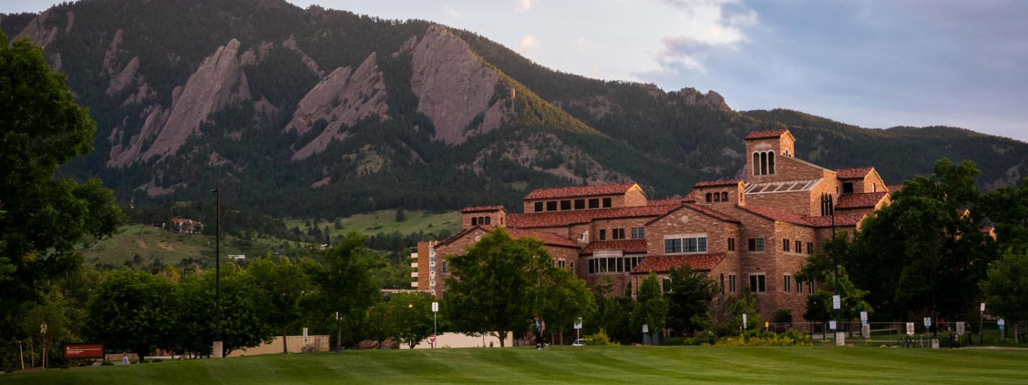 Center for Community on the CU Boulder campus