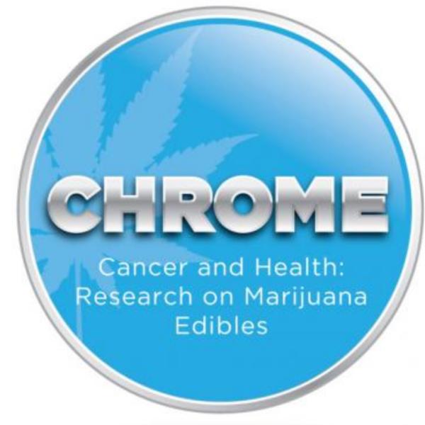 CHROME Cancer and Cannabis Study logo