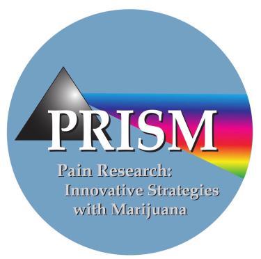 Innovative Strategies with Marijuana grey prism symobol and spectrum