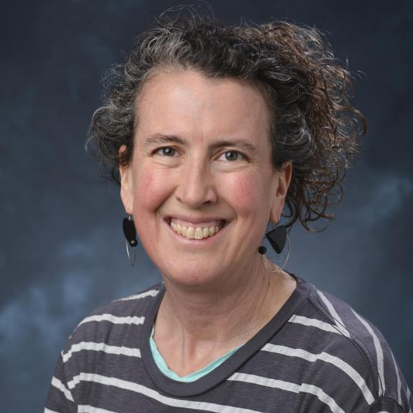 Photo of IEC instructor Barbara Flocke