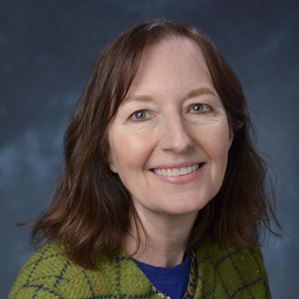 Photo of IEC staff member Carolyn Allen