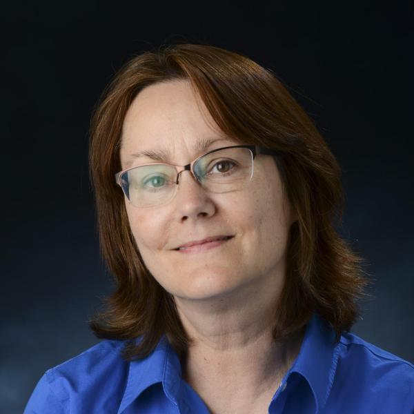 Photo of IEC lecturer Karen Eichhorn