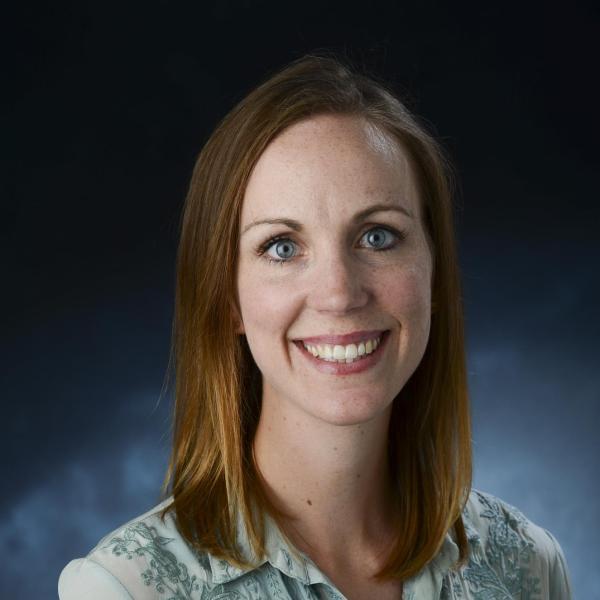 Photo of IEC instructor Katie Mitchell