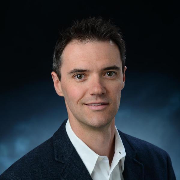 Photo of IEC instructor Luke Coffelt