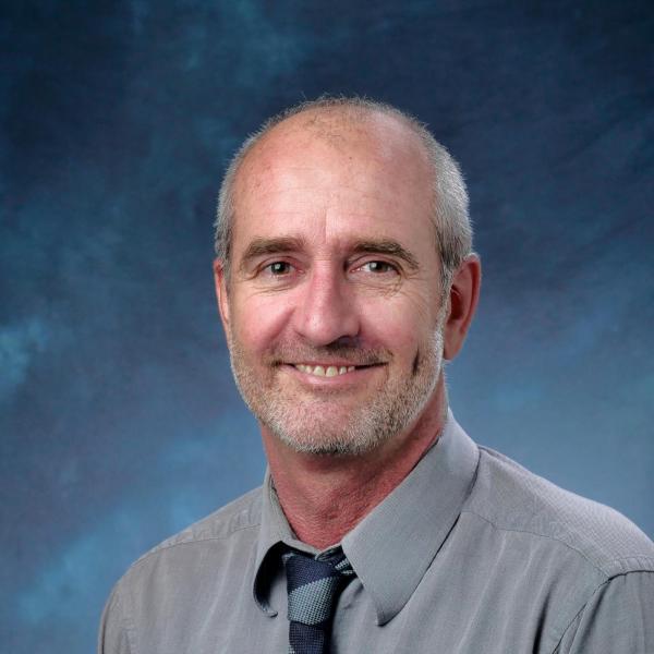 Photo of IEC lecturer Matthew Burrows