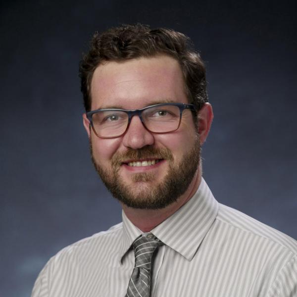 Photo of IEC lecturer Matt Morley