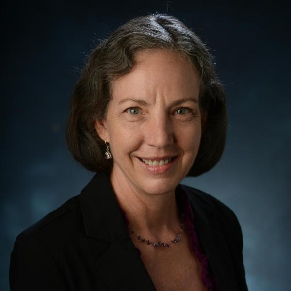 Photo of IEC lecturer Parmelee Welsh