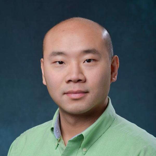 Photo of IEC staff member Shing Kit Wong