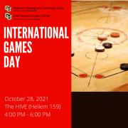 International Games Day thumbnail