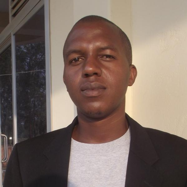 Portrait of Lambert Mugabo
