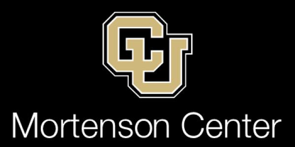 Mortenson Center Logo