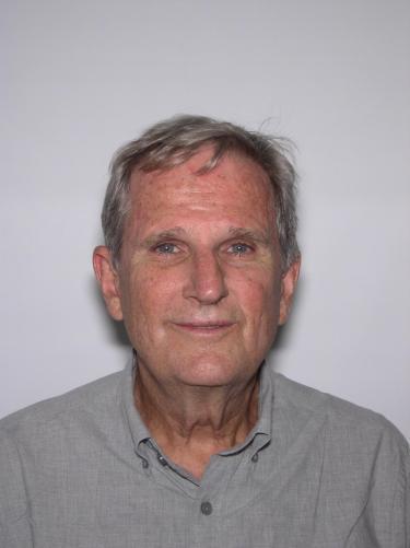 Alan Mickelson Headshot