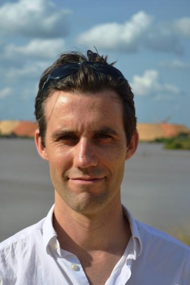 Patrick Thomson headshot