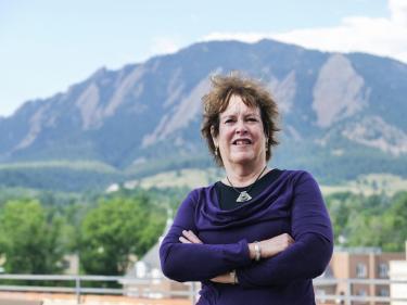 Rita Klees, Mortenson Center, Scholar-in-Residence