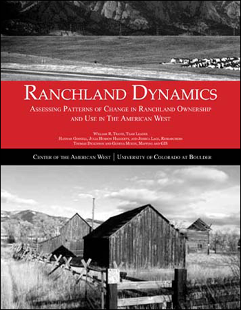 Assessing Patterns of Change in Ranchland Ownership and Use in the American West