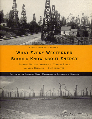 What Every Westerner Should Know About Energy